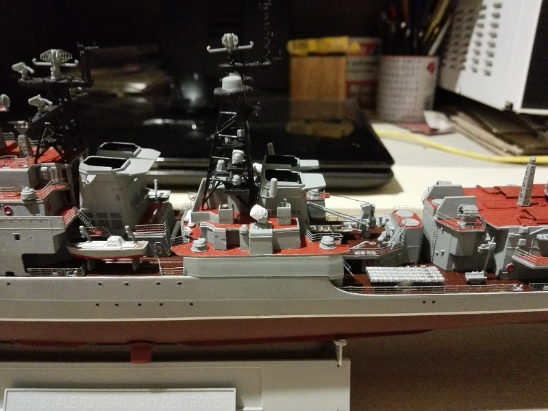 Trumpeter Russian Navy Udaloy a 1/350 Img_2127