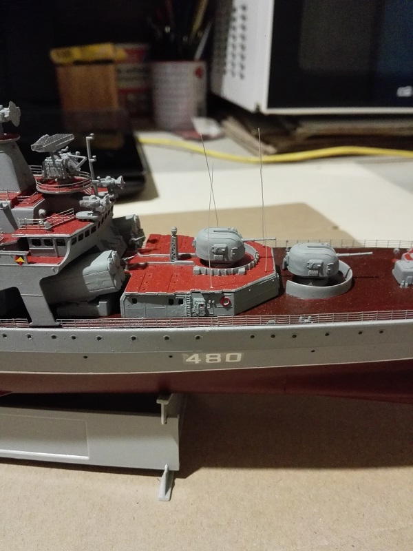 Trumpeter Russian Navy Udaloy a 1/350 Img_2138
