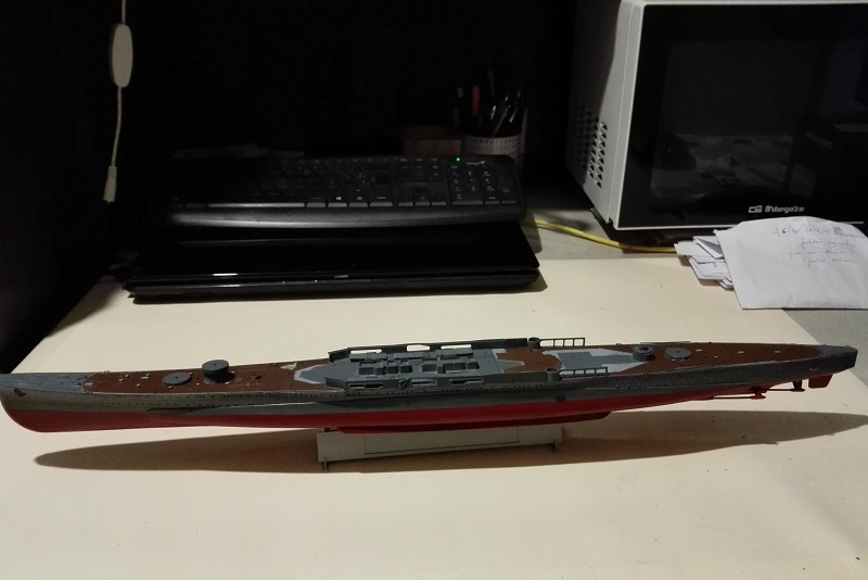 IJN Heavy Cruiser Maya 1944 de Aoshima a 1/350 Maya_i10