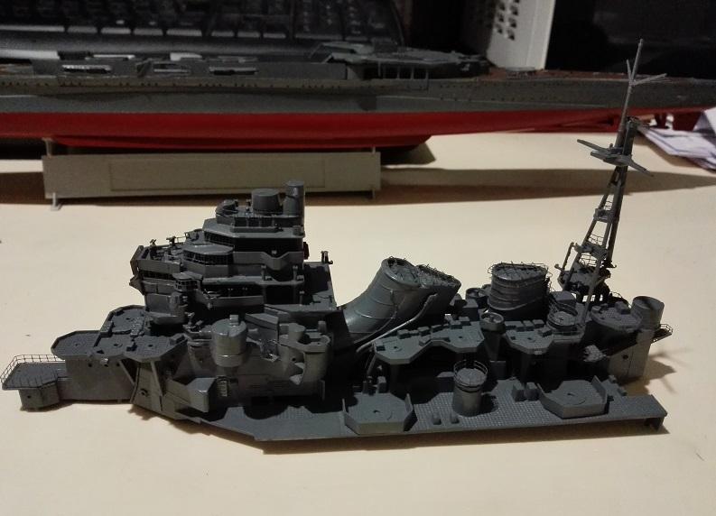 IJN Heavy Cruiser Maya 1944 de Aoshima a 1/350 Maya_i11