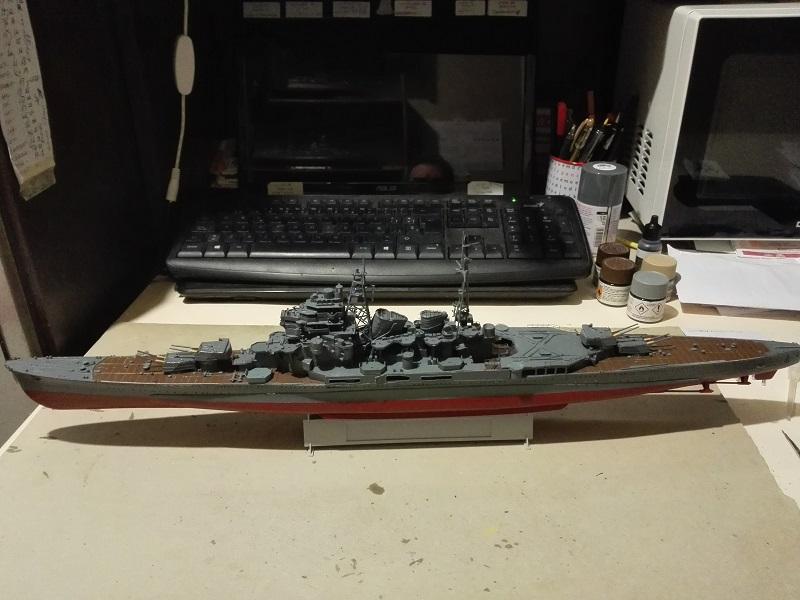 IJN Heavy Cruiser Maya 1944 de Aoshima a 1/350 Maya_i14