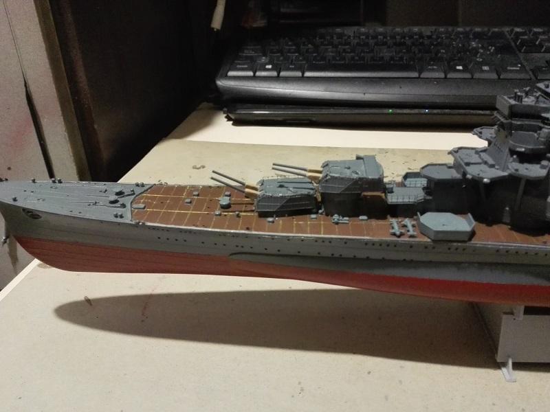 IJN Heavy Cruiser Maya 1944 de Aoshima a 1/350 Maya_i16
