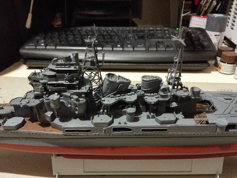 IJN Heavy Cruiser Maya 1944 de Aoshima a 1/350 Maya_i17
