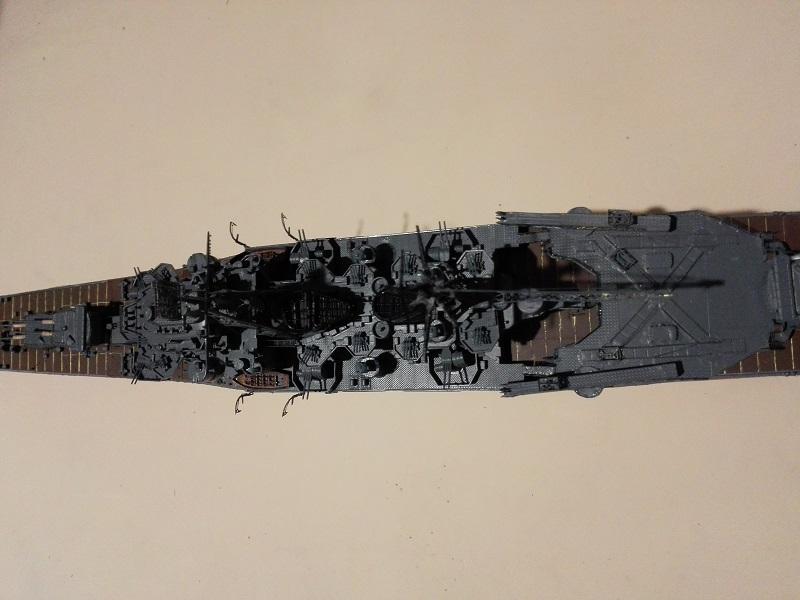 IJN Heavy Cruiser Maya 1944 de Aoshima a 1/350 Maya_i21