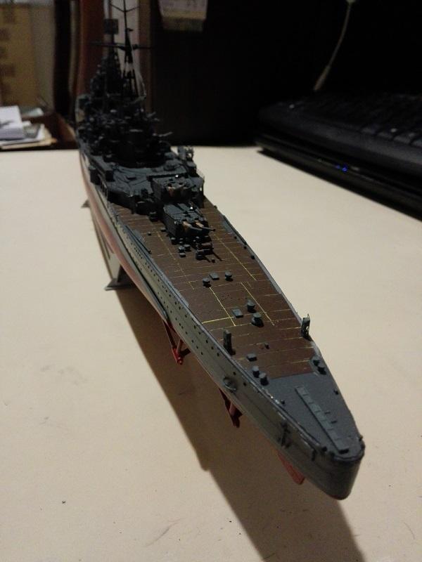 IJN Heavy Cruiser Maya 1944 de Aoshima a 1/350 Maya_i22