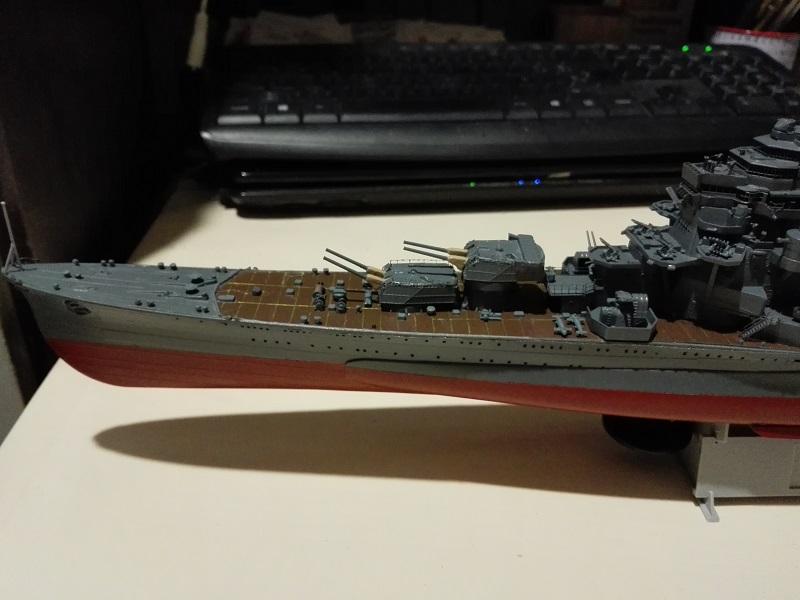IJN Heavy Cruiser Maya 1944 de Aoshima a 1/350 Maya_i23