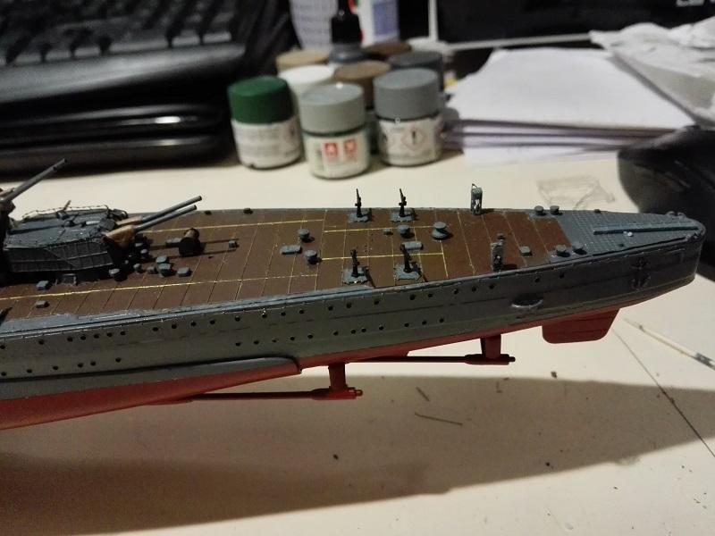 IJN Heavy Cruiser Maya 1944 de Aoshima a 1/350 Maya_i24