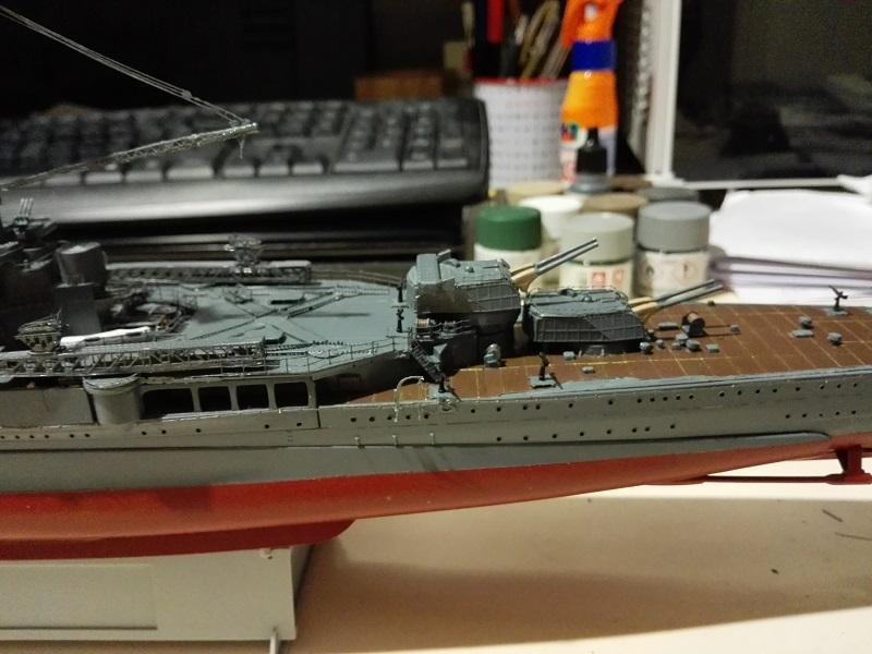 IJN Heavy Cruiser Maya 1944 de Aoshima a 1/350 Maya_i25