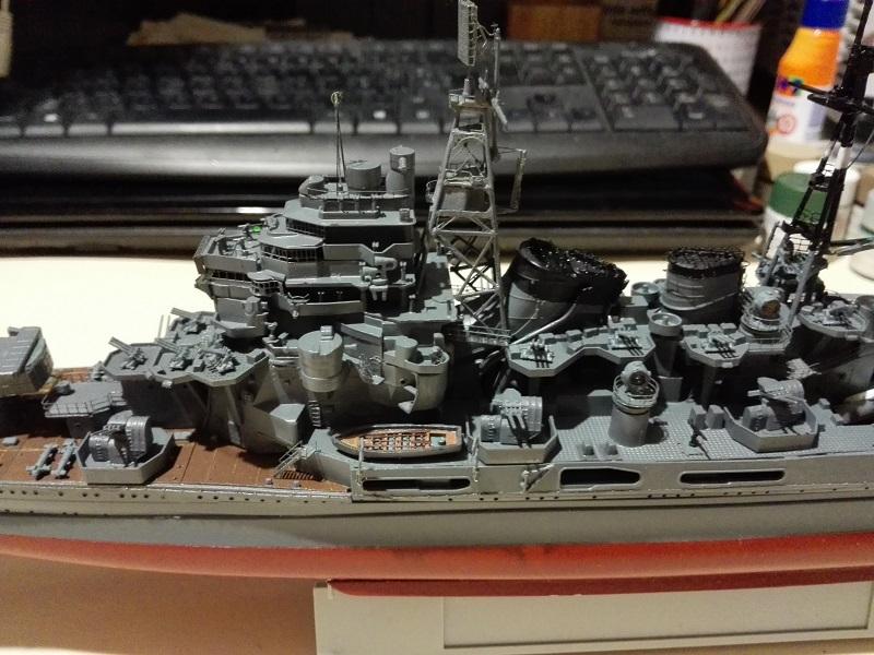 IJN Heavy Cruiser Maya 1944 de Aoshima a 1/350 Maya_i27