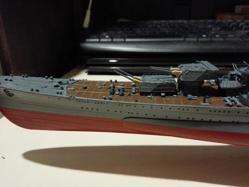 IJN Heavy Cruiser Maya 1944 de Aoshima a 1/350 Maya_i28