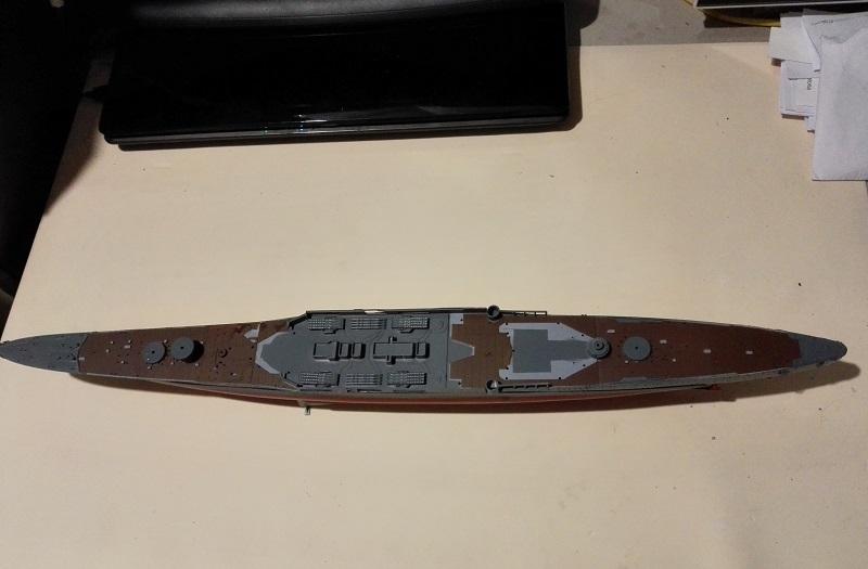 IJN Heavy Cruiser Maya 1944 de Aoshima a 1/350 Maya_m10