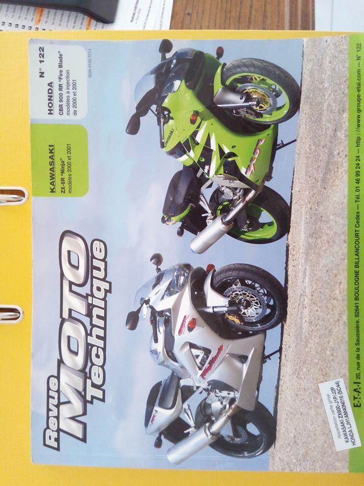 revue technique 929 a vendre 34480910