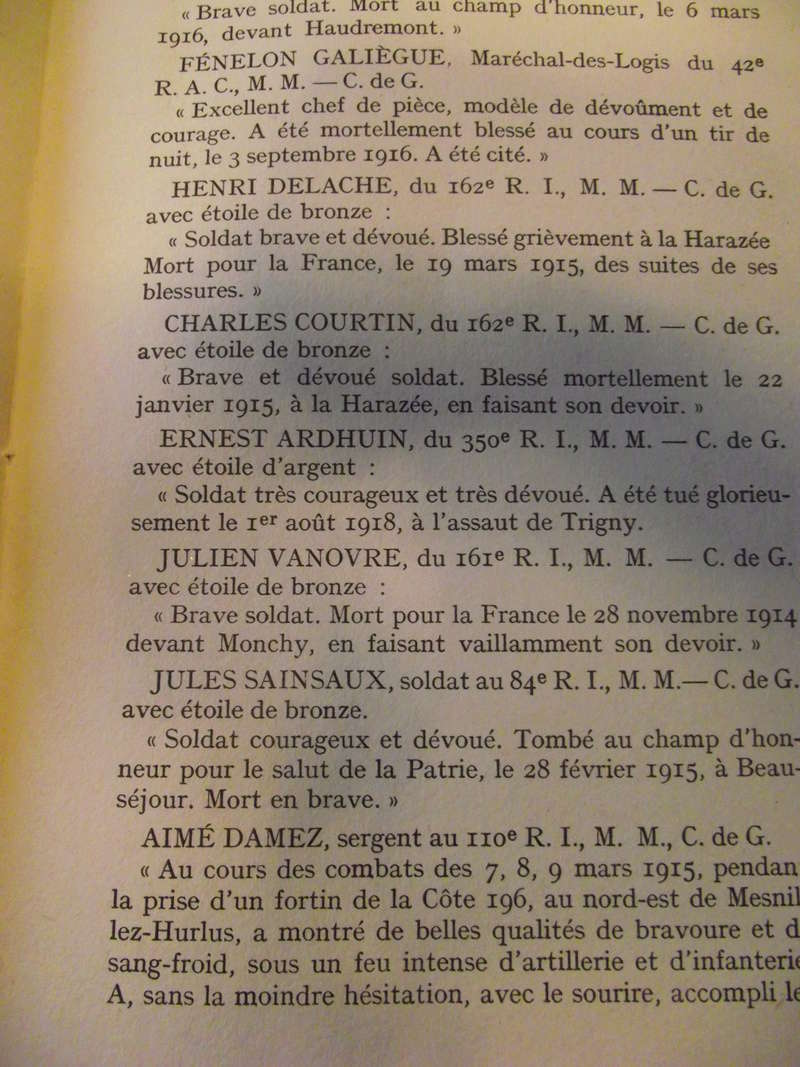 Livre d'or de Cambrai Martyr Livre_10