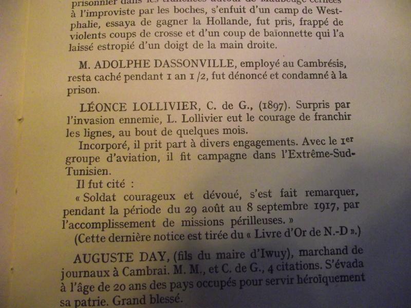Livre d'or de Cambrai Martyr Livre_14