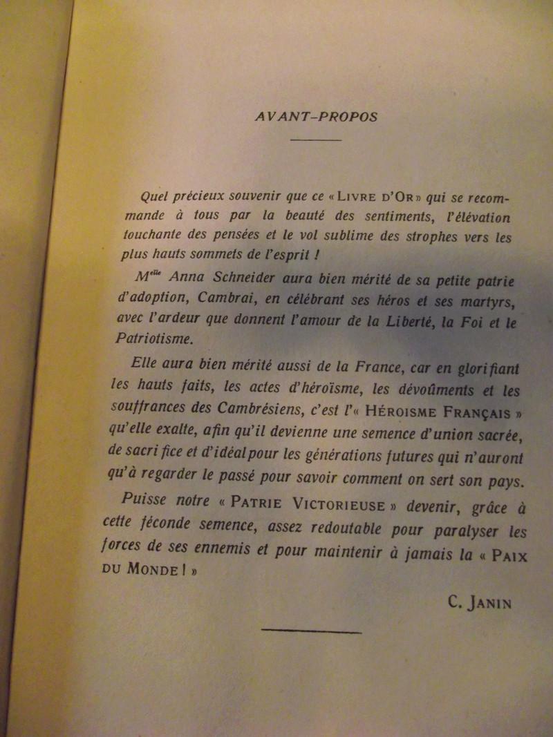 Livre d'or de Cambrai Martyr Livre_15