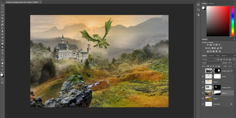 la fureur du dragon ( pas etre bruce lee )+ ajout capture montage  Captur18