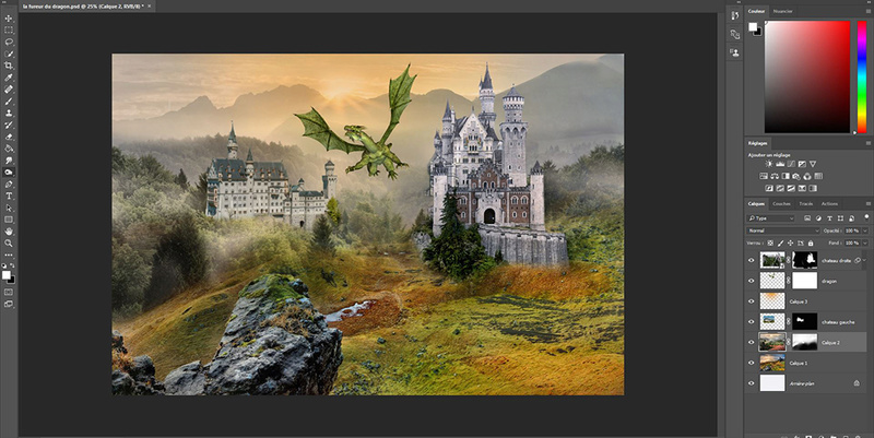 la fureur du dragon ( pas etre bruce lee )+ ajout capture montage  Captur19