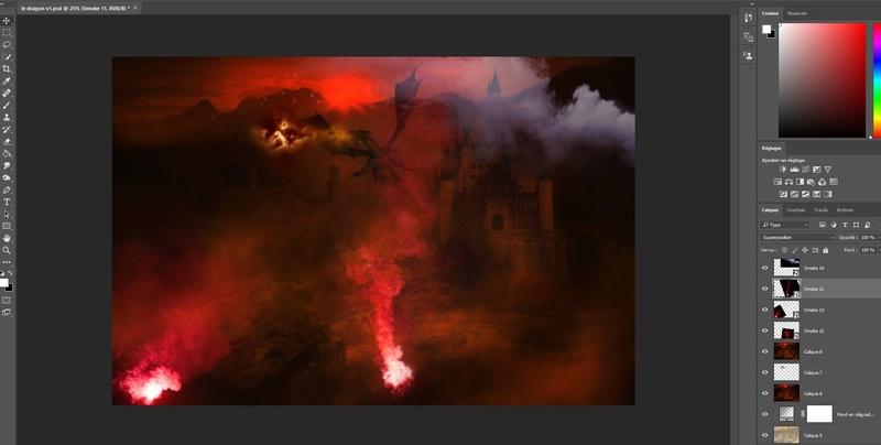 la fureur du dragon ( pas etre bruce lee )+ ajout capture montage  Captur20