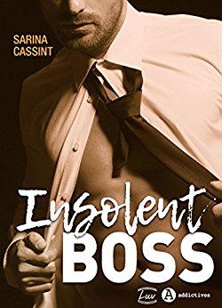 Insolent Boss de Sarina Cassint 51tse610