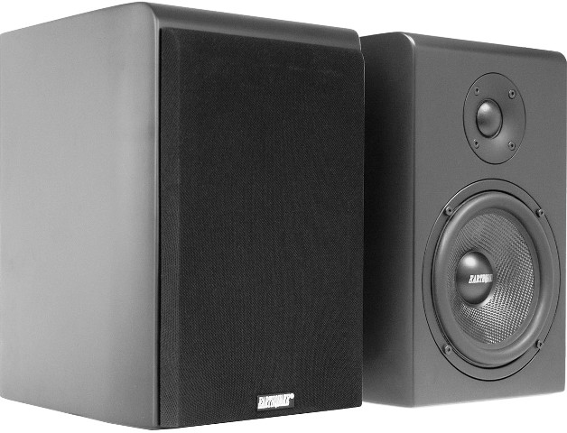 Earthquake rbs-52 bookshelf speaker C0dd7e10