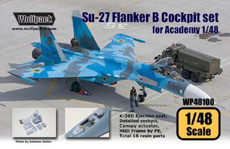 Academy Sukhoi Su-27 1:48 Norm 76 02_12
