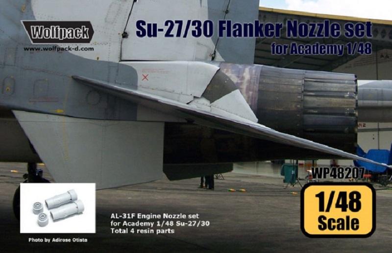 Academy Sukhoi Su-27 1:48 Norm 76 04_12