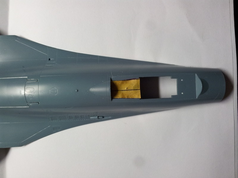 Academy Sukhoi Su-27 1:48 Norm 76 10_12