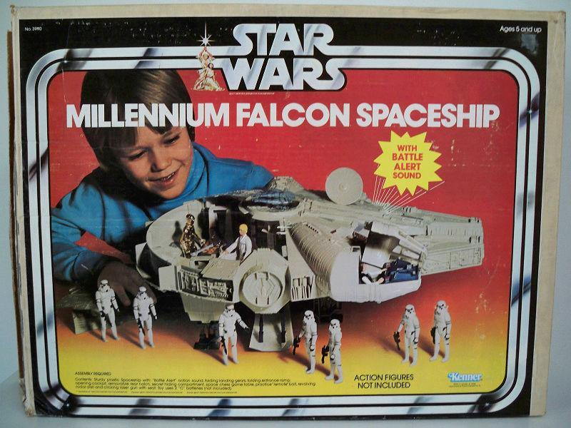 Millenium Falcon von Hasbro Umbau (Langzeitprojekt...) 1_txee10