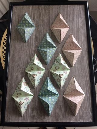 Vos idées déco, récup, DIY Origam12