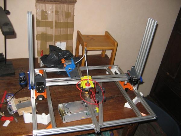 Construction d'une imprimante 3D Img_2222