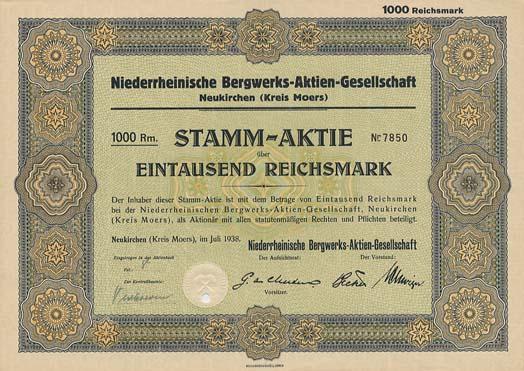 Zeche Niederberg Schacht 1+2 Nieder11