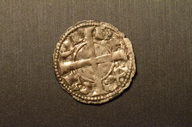 Denier de Catalogne, Comté de Barcelone pour Alphonse II d'Aragon ... Dsc_9715