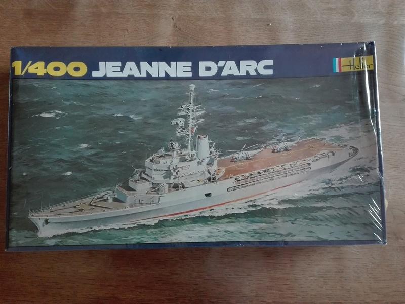 Croiseur porte-hélicoptères la JEANNE D ARC Réf 1006 Img_2017