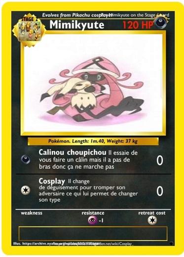 [Vote-Concours] L'heure du Mimiqui - Fakecard Pokemon  6_drea10