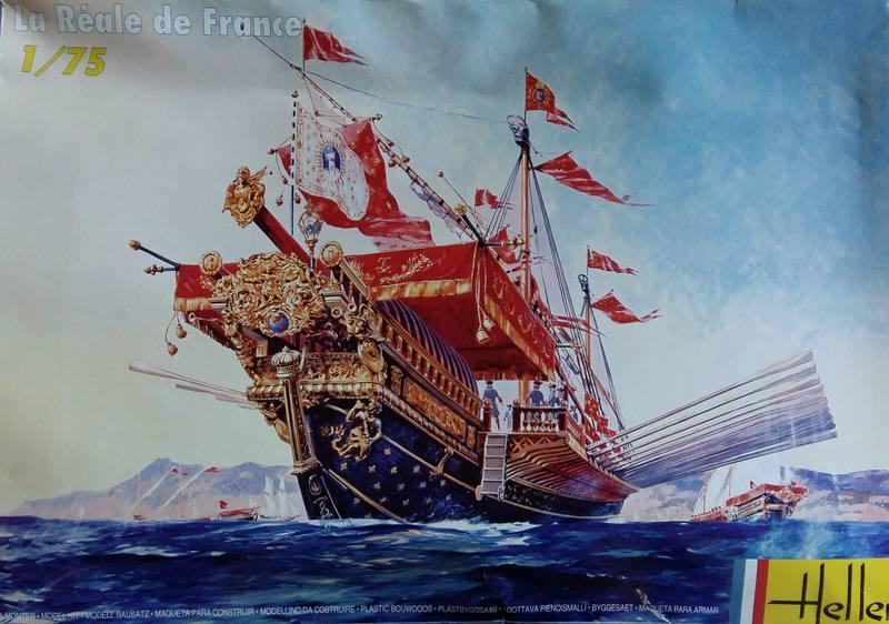 La Reale de France, Heller, 1/75 Comp_185