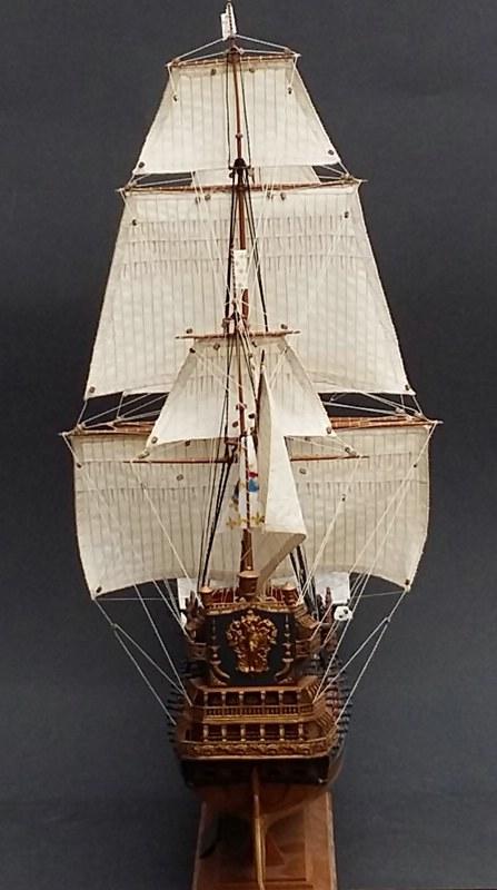 La Sirene, 1/150, von Heller Comp_448