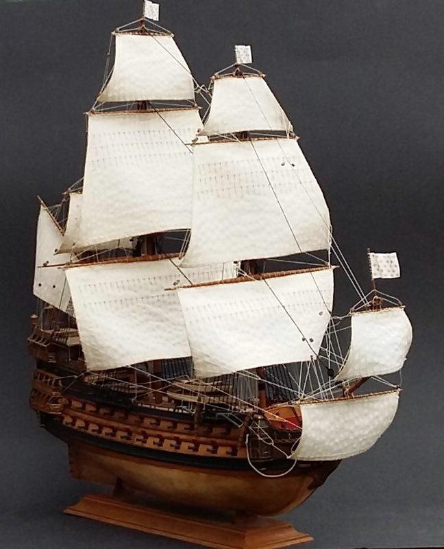 La Sirene, 1/150, von Heller Comp_450