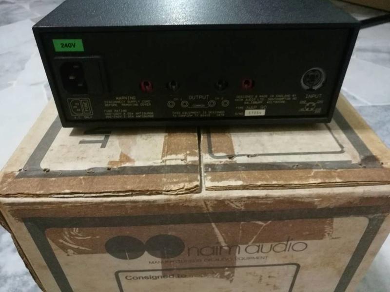 Naim NAP90 Power amp (Used) 01558511