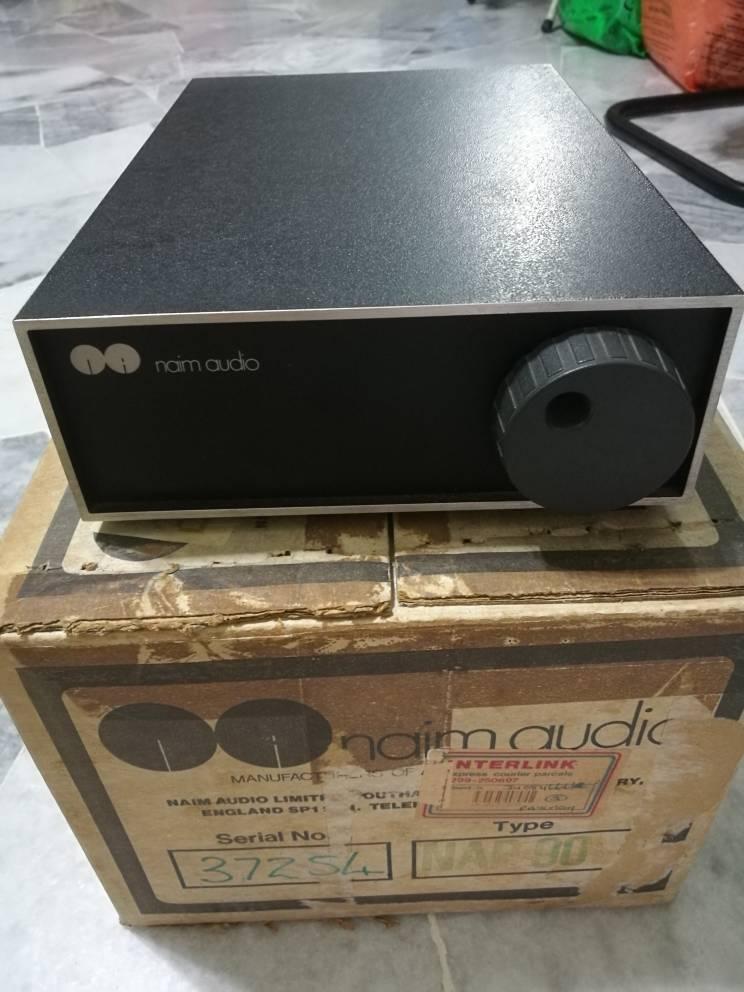 Naim NAP90 Power amp (Used) 3f06fc10
