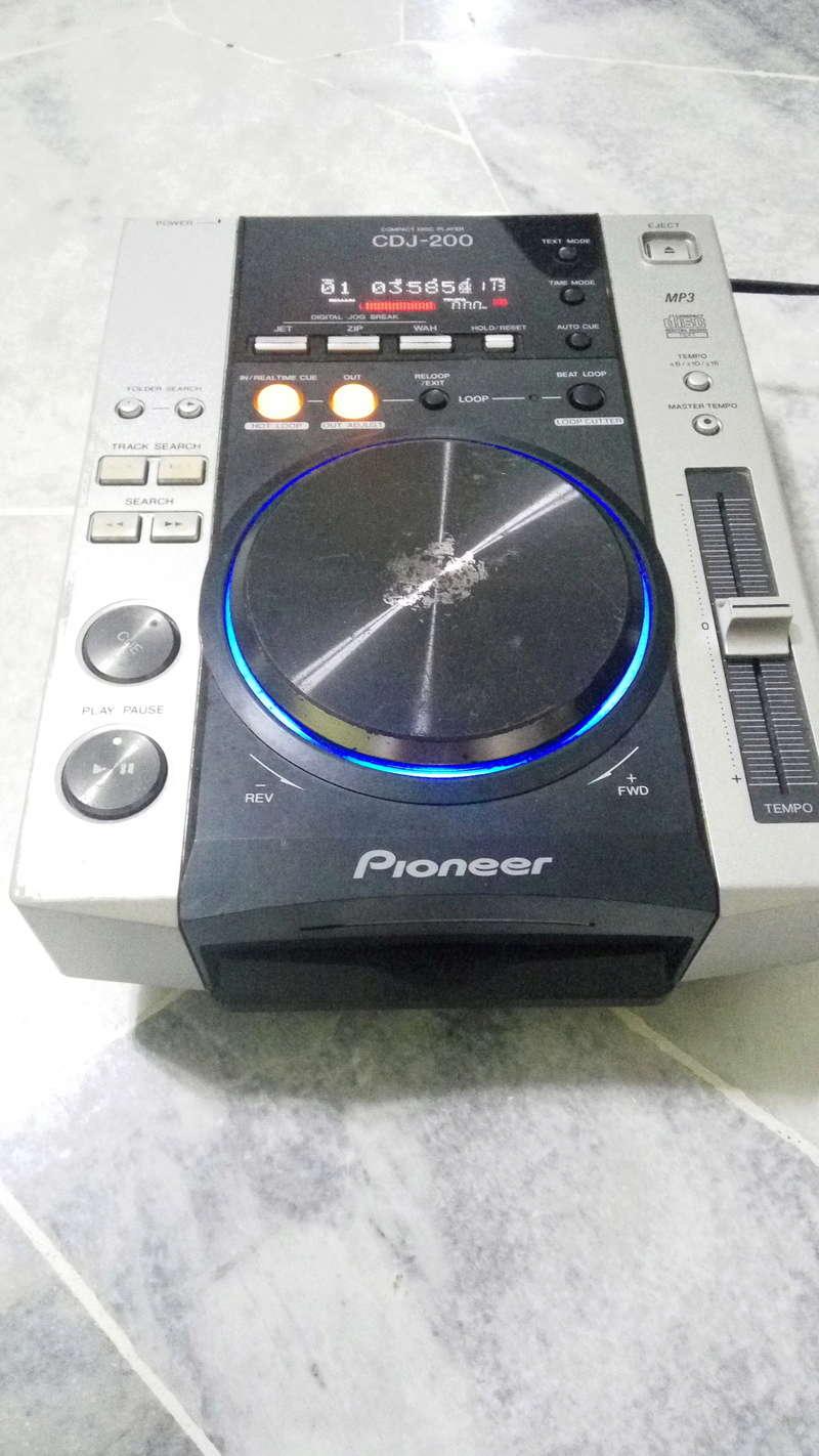 Pioneer CDJ-200 Img_2023
