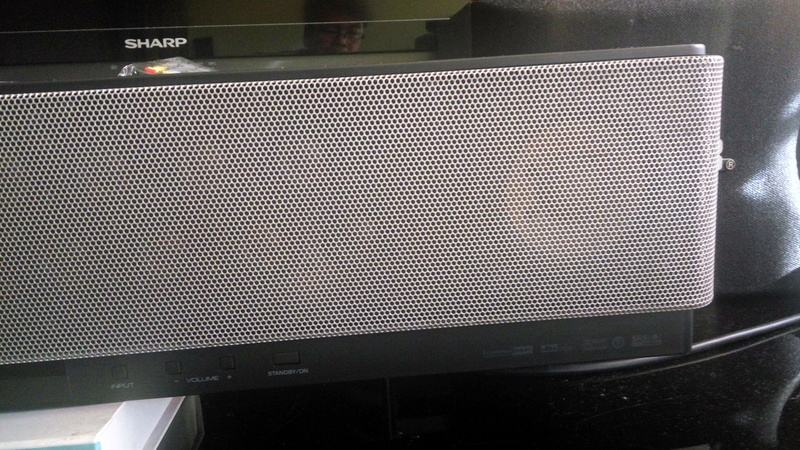 Yamaha YSP-800 Sound bar (Used) Img_2032