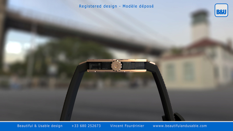Nouvelle marque - etude de cas - Design industriel Bracel10