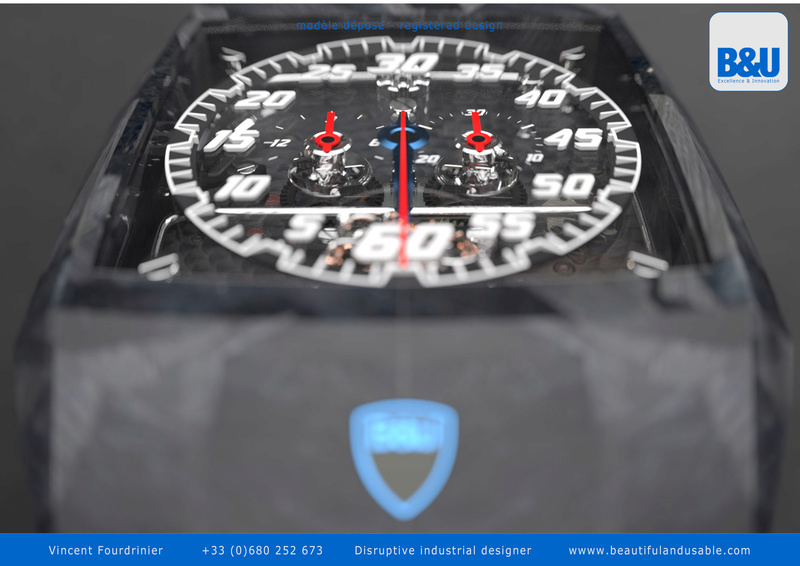 Nouvelle marque - etude de cas - Design industriel Lambo10