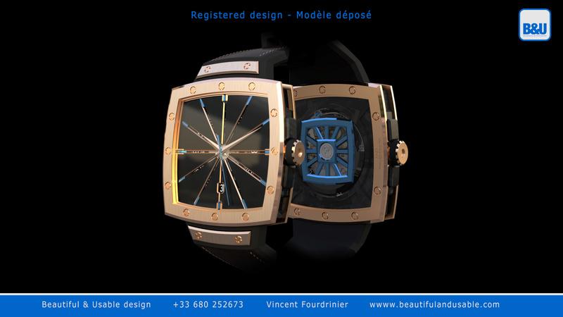 Nouvelle marque - etude de cas - Design industriel Modele10