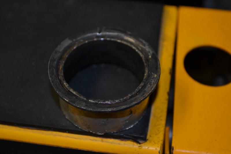 pot d échappement - remplacement échappement k5 origine par une refabrication Adapta12