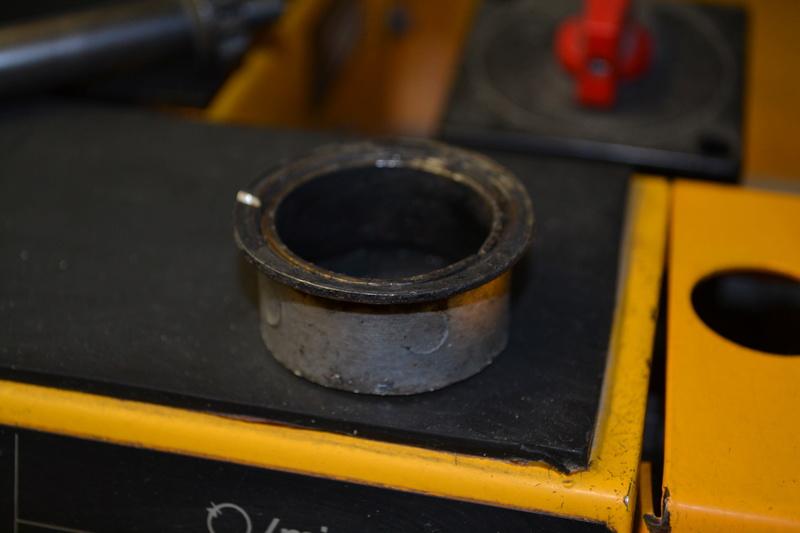 pot d échappement - remplacement échappement k5 origine par une refabrication Adapta13