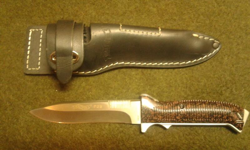 collectionneurs de couteaux modernes - LES FIXES 20180326