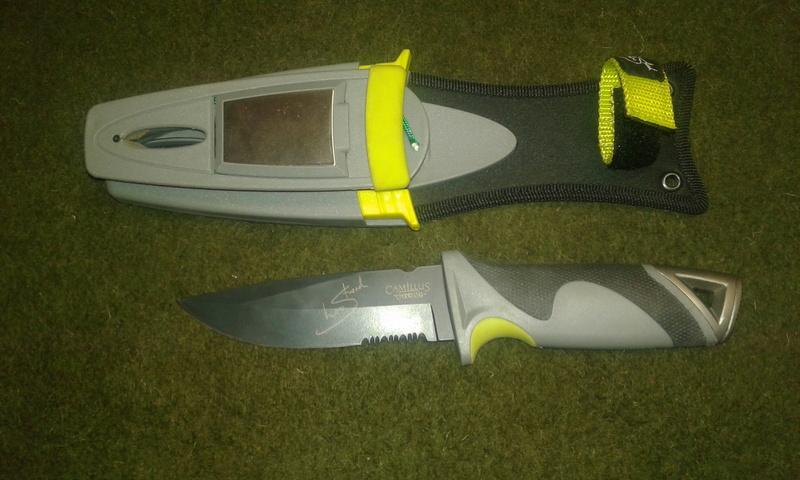 collectionneurs de couteaux modernes - LES FIXES 20180331