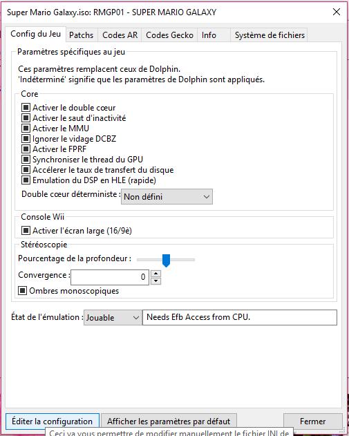 [Tuto] Configuration de Dolphin pour avoir les meilleures performances 6_edit10