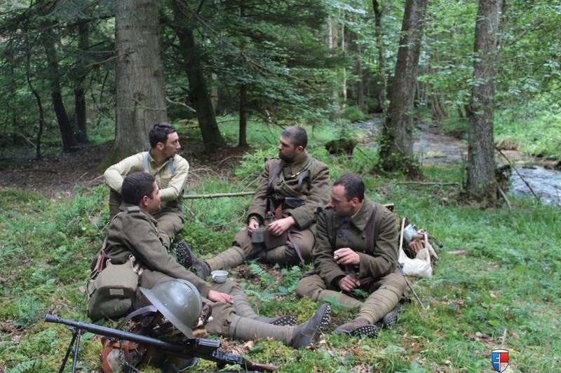 France 1940 - troupes en campagne. Img_6710